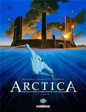Arctica T.11 - Couverture - Format classique