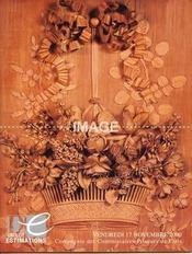 PHOTOGRAPHIES. DESSINS ET AQUARELLES. TABLEAUX ANCIENS ET DU XIXE SIECLE. EXTREME-ORIENT. FAIENCES ET PORCELAINES. OBJETS D'ART. MOBILIER. TAPIS ET TAPISSERIES. 17/11/2000. (Poids de 120 grammes) - Intérieur - Format classique