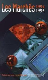 Les Marches 1994 -1995 - Couverture - Format classique