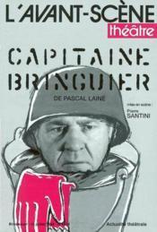 Capitaine bringuier - Couverture - Format classique