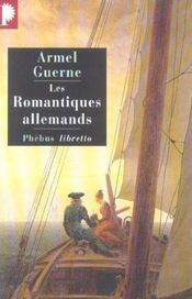 Les romantiques allemands - Intérieur - Format classique