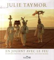 Julie Taymor ; en jouant avec le feu - Intérieur - Format classique