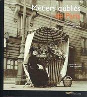 Metiers Oublies De Paris - Intérieur - Format classique