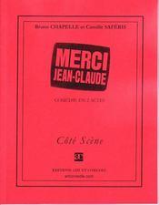 Merci jean-claude - Intérieur - Format classique