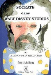 Socrate dans walt disney studio ou le demon de la philosophie - Intérieur - Format classique
