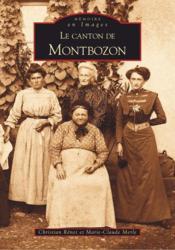 Le canton de Montbozon - Couverture - Format classique