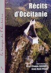 Récits d'Occitanie - Couverture - Format classique