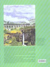 Le triangle du Cantal t.3 ; Aurillac, Mauriac, Bort-les-Orgues - 4ème de couverture - Format classique