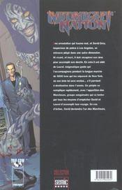 Midnight Nation T.1 - 4ème de couverture - Format classique