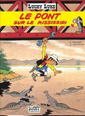 Le pont sur le Mississipi [i.e. Mississippi] - Intérieur - Format classique