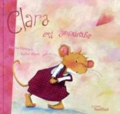 Clara est amoureuse - Couverture - Format classique