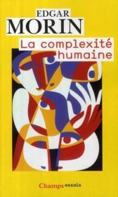 La complexité humaine - Couverture - Format classique