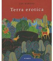 Terra erotica - Couverture - Format classique