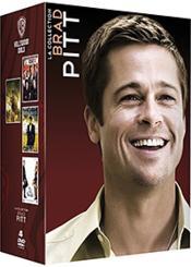 La Collection Brad Pitt : Troie + L'Assassinat De Jesse James Par Le Lâche Robert Ford + Mr. & Mrs. Smith + Ocean'S 13 - Couverture - Format classique
