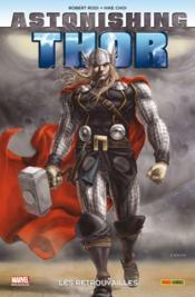Astonishing Thor ; les retrouvailles - Couverture - Format classique