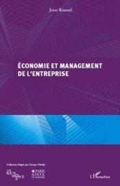 Économie et management de l'entreprise - Couverture - Format classique
