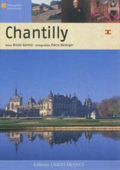 Le chateau de chantilly - Couverture - Format classique
