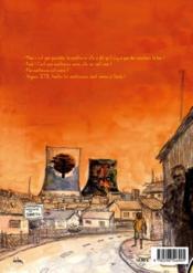 Thembi et Jetje ; tisseuse de l'arc en ciel - 4ème de couverture - Format classique