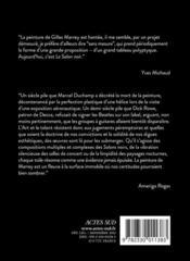 Le salon noir - 4ème de couverture - Format classique