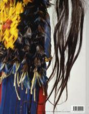 Cheveux chéris ; frivolités et trophées - 4ème de couverture - Format classique