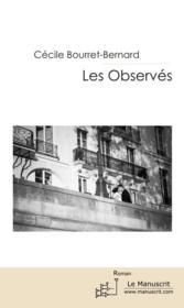 Les observés - Couverture - Format classique