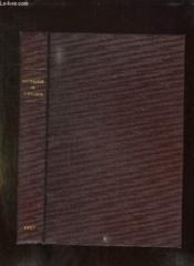 Sauvegarde L Enfance . Janvier 1967. Sommaire: Tribune Juridique, Experience Et Temoignages, Informations, Revue De Presse, Bibliographie... - Couverture - Format classique