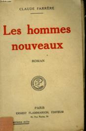 Les Hommes Nouveaux. - Couverture - Format classique