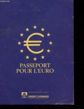 Passeport Pour L'Euro - Couverture - Format classique