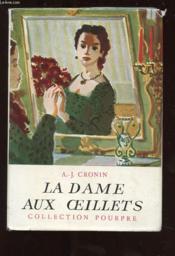 La Dame Aux Oeillets - Couverture - Format classique