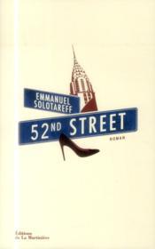 52nd street - Couverture - Format classique