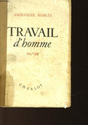 Travail D'Homme - Couverture - Format classique