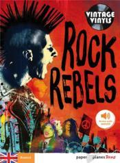 Rock rebels - Couverture - Format classique