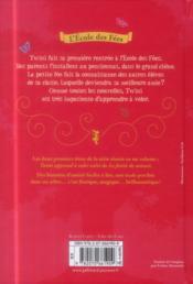 L'école des fées ; INTEGRALE VOL.1 ; T.1 ET T.2 - 4ème de couverture - Format classique
