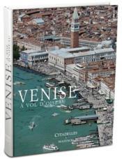 Venise à vol d'oiseau - Couverture - Format classique