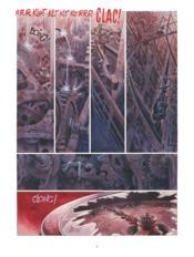 Azimut T.3 ; les anthropotames du Nihil - Couverture - Format classique