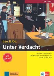 Leo & Co. ; Allemand ; A2 ; Unter Verdacht ! - Couverture - Format classique