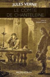 Le comte de de Chanteleine - Couverture - Format classique
