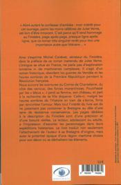 Le comte de de Chanteleine - 4ème de couverture - Format classique