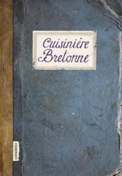 Cuisinière bretonne - Couverture - Format classique
