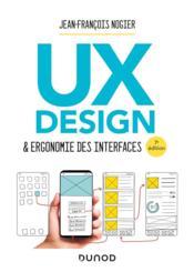 UX design & ergonomie des interfaces (7e édition) - Couverture - Format classique