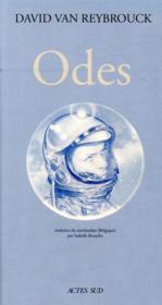 Odes - Couverture - Format classique