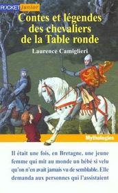 Contes et legendes des chevaliers de la table ronde - Intérieur - Format classique