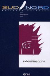 Sud/nord 18 - exterminations - Couverture - Format classique