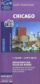 Chicago - Couverture - Format classique