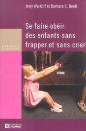 Se faire obéir des enfants sans frapper et sans crier - Intérieur - Format classique