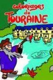 Coloriages De Touraine (Kaki) - Intérieur - Format classique