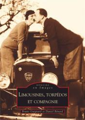 Limousines, torpedos et compagnie - Couverture - Format classique