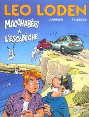 Léo Loden T.15 ; macchabées à l'escabèche - Intérieur - Format classique