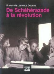 De Schéhérazade à la révolution - Intérieur - Format classique