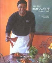 Cuisine marocaine - Couverture - Format classique